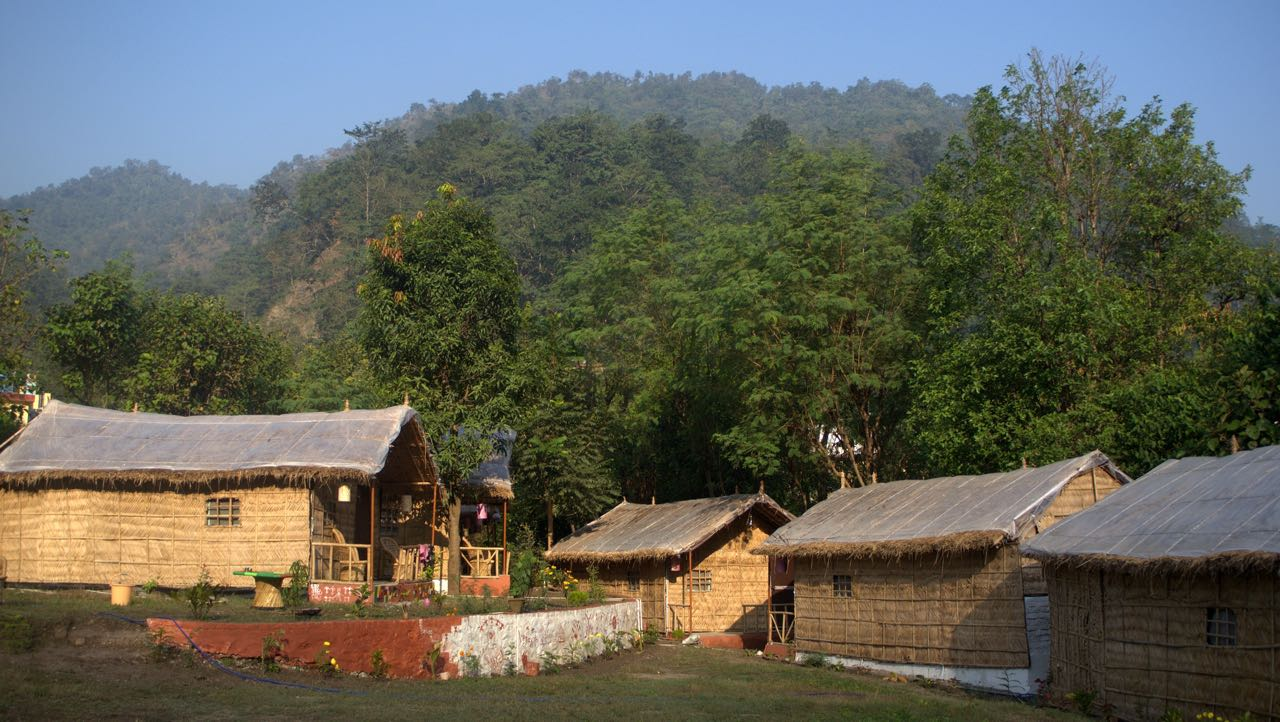 luxury camps in rishikesh shivpuri