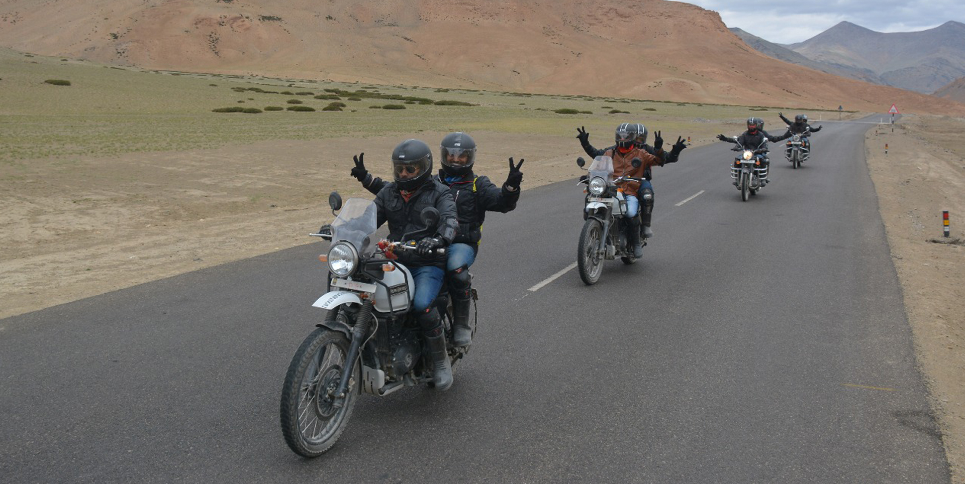 motorcycle tour banner