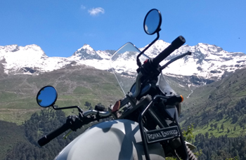Badrinath Motorcycle Tour